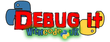 Debug it with code