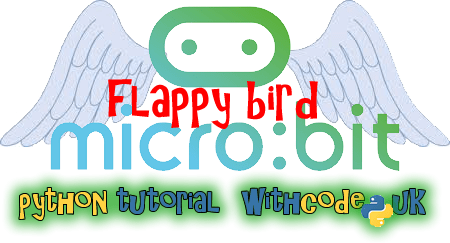 Flappy bird Micro:bit python tutorial for beginners