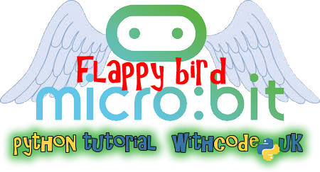 Flappy Bird on the BBC micro:bit in python