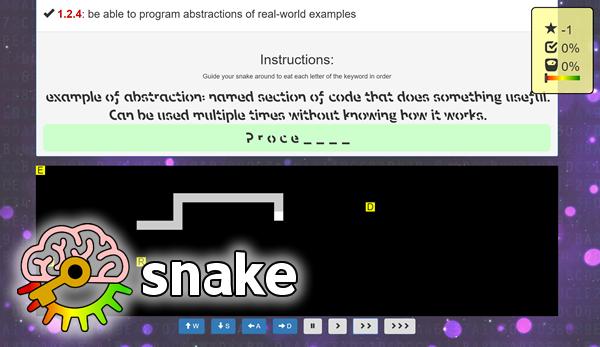 snake: free computing games